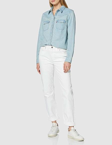 Levi's Modern Western - Blusa para Mujer