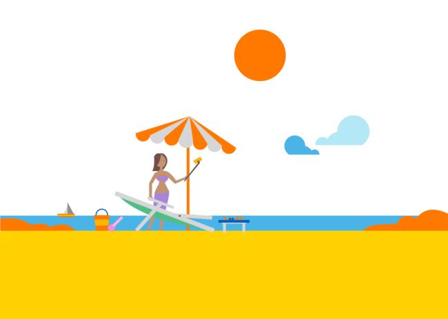 Orange refuerza su red teléfono para enfrentarse a un verano con tráfico de datos récord