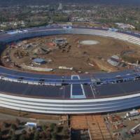 Así es como el Apple Campus 2 se ha desarrollado en los últimos 6 meses