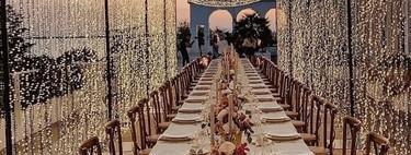 Los seis colores de moda para decorar las bodas en 2019 y 2020  y conseguir el estilo más romántico