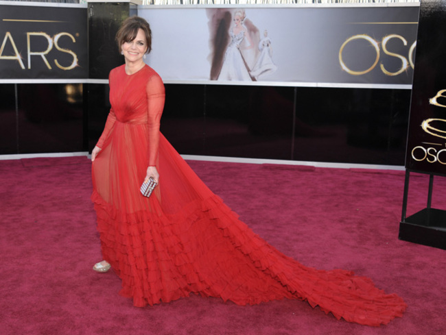 Sally Field Oscar 2013