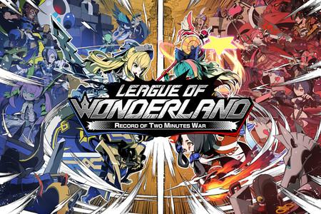 'League of Wonderland', el nuevo juego de estrategia estilo 'Clash Royale' de SEGA, ya está disponible en iOS y Android