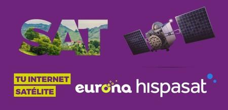 Las zonas sin internet cuentan con un nuevo aliado: el satélite ofrecerá 30/6 Mbps desde 48 euros