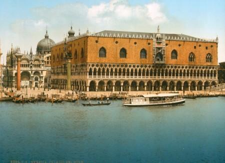 El Fantastico Palacio De Los Duques De Venecia