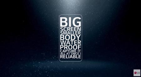 Este es el primer teaser del G6: pantalla más grande, cuerpo más pequeño y ¡resistente al agua!