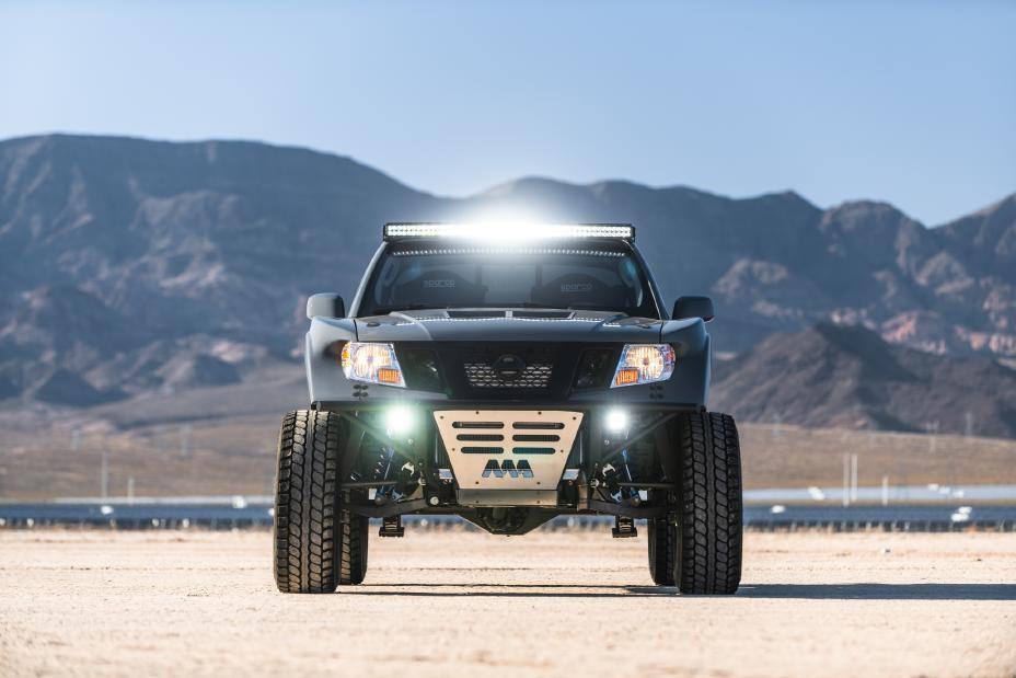 Foto de Nissan Frontier Desert Runner (6/22)