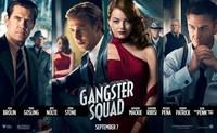 'Gangster Squad: Brigada de élite', cine gris