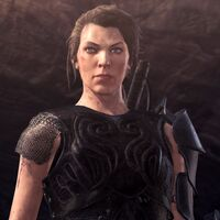 No se podía saber: Milla Jovovich llegará a Monster Hunter World: Iceborne como parte de un evento promocional de la película
