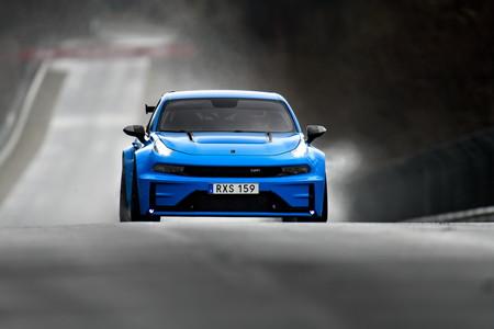 Lynk Co 03 Cyan Racing Concept 2