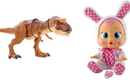 9 ofertas en juguetes para todas las edades a la venta en Amazon en marcas como Lego, Playmobil o Nerf
