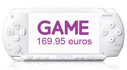 Game baja mañana la PSP a 169.95 euros