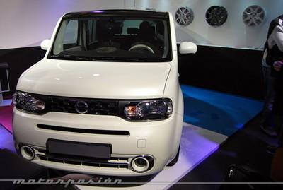 Nissan Cube, presentación y prueba en Berlín (parte 1)