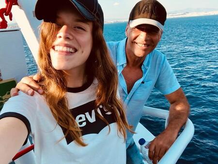 Carlos Lozano hija