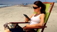 Cinco lectores de libros electrónicos para el verano