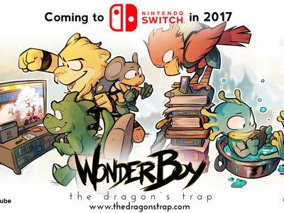 Wonder Boy: The Dragon's Trap pondrá rumbo hacia Nintendo Switch en algún momento de 2017