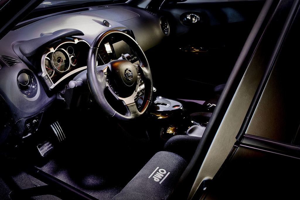 Foto de Nissan Juke-R (3/12)