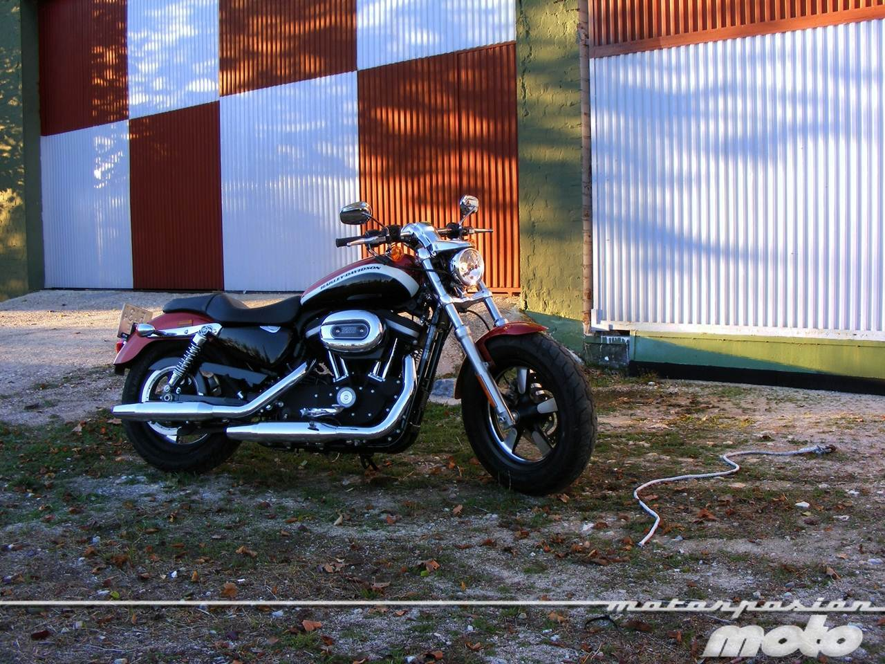 Foto de Harley-Davidson XR 1200CA Custom Limited (3/65)