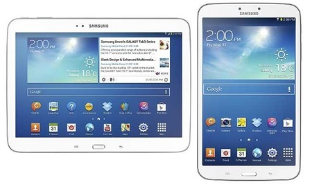 Samsung Galaxy Tab 3 disponible en 8 y 10.1 pulgadas