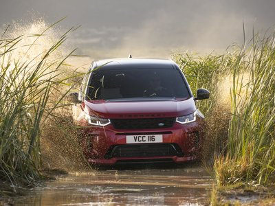 Land Rover Discovery Sport 2020 se actualiza