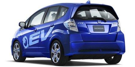 El Honda Jazz EV se alquila, pero no se vende