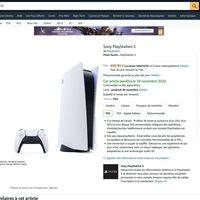 Se filtran en Amazon supuestos detalles de la PlayStation 5: precio, fecha de lanzamiento y hasta sus dimensiones