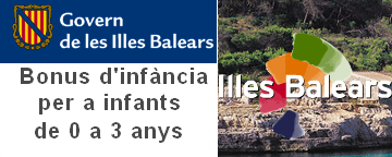 Bonus Infancia, una ayuda a la infancia de las Islas Baleares