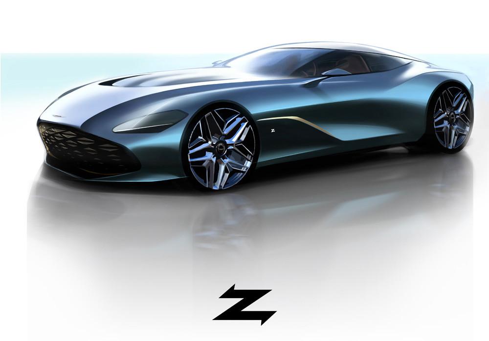 Foto de Aston Martin DBS GT Zagato, teaser (4/7)