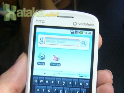 HTC Magic y HTC Dream, probando Android