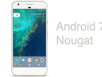 Android 7.1 tendrá funciones exclusivas en los Google Pixel... No llegarán a los Nexus