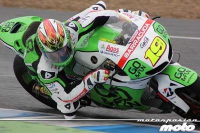 Todos los pilotos de la parrilla de MotoGP en imágenes de los test de Jerez
