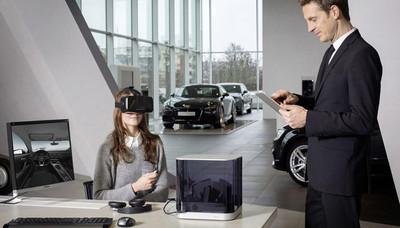 Audi ofrecerá realidad virtual en sus concesionarios