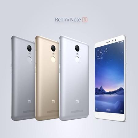 Redmi Note 3, Xiaomi viste de metal a su phablet más asequible