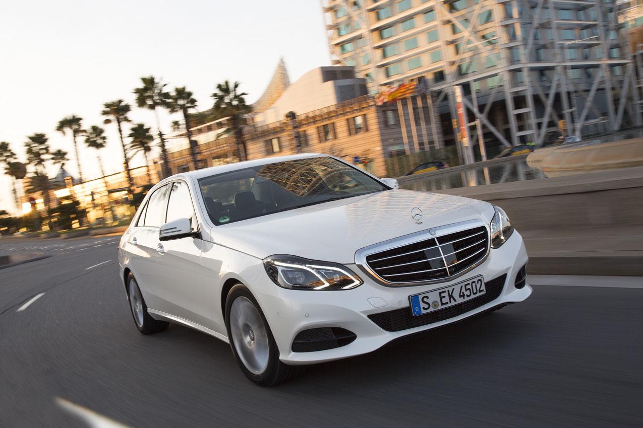 Foto de Mercedes-Benz Clase E 2013 (presentación) (24/48)