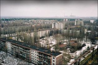 Prípiat, la ciudad muerta de Chernóbil, en un impactante vídeo