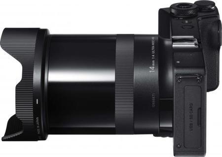 dP0 Quattro, toda la información de la nueva cámara con sensor Foveon de Sigma