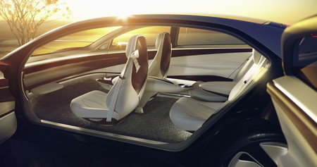 Volkswagen Id Vizzion Concept 12