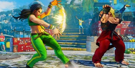 Street Fighter V llegará en febrero a PS4 y PC