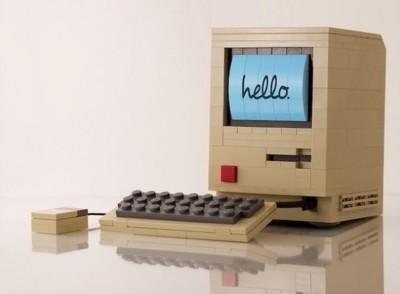 Imagen de la semana: los mejores proyectos sobre Apple realizados con LEGO