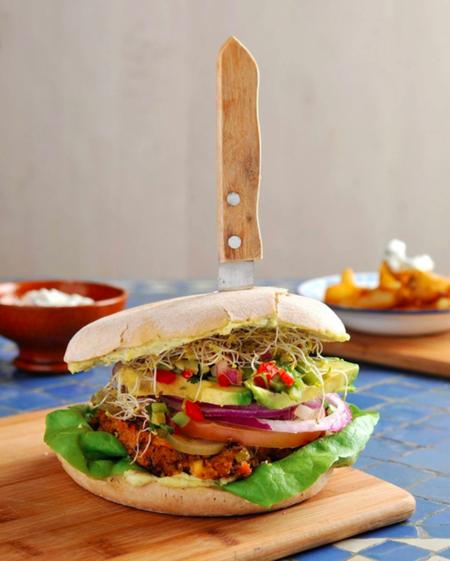 Burger Chingona Viva Burger Hamburguesas Mas Originales De Madrid