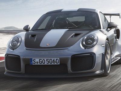El nuevo Porsche 911 GT2 RS pretende bajar de los 7 minutos en Nürburgring Nordschleife