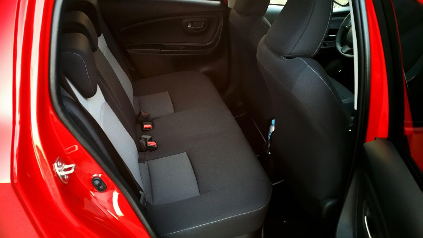 Foto de Pasamos unos días con el Toyota Yaris hybrid-Interiores (9/26)