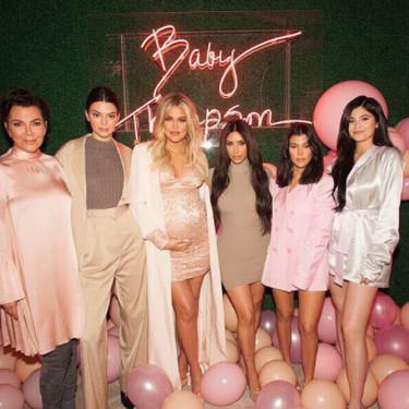 El 'baby shower' de Khloé Kardashian es la auténtica vida en rosa (en versión lujo)