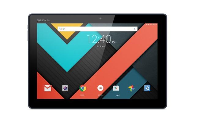 Energy Tablet Pro tres 6