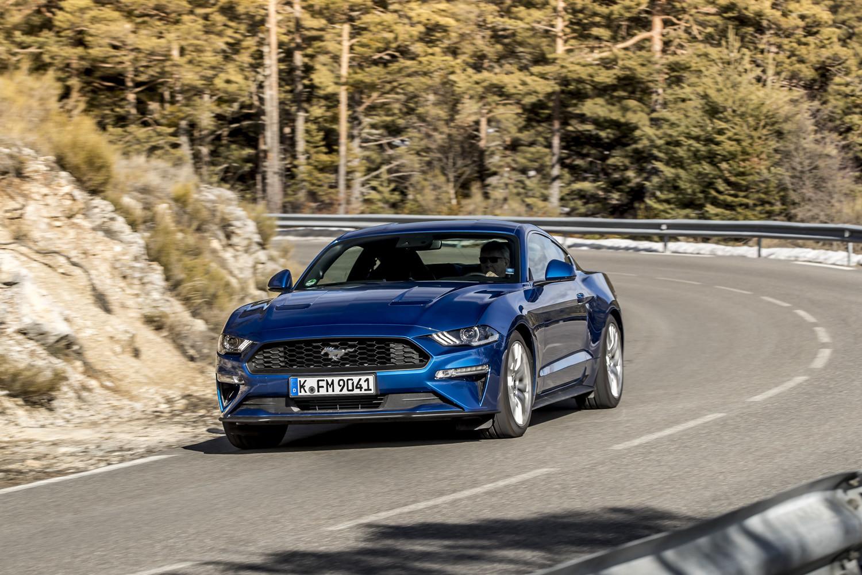 Foto de Ford Mustang 2018, toma de contacto (20/159)
