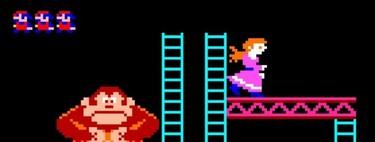 Personajes míticos (II): Donkey Kong