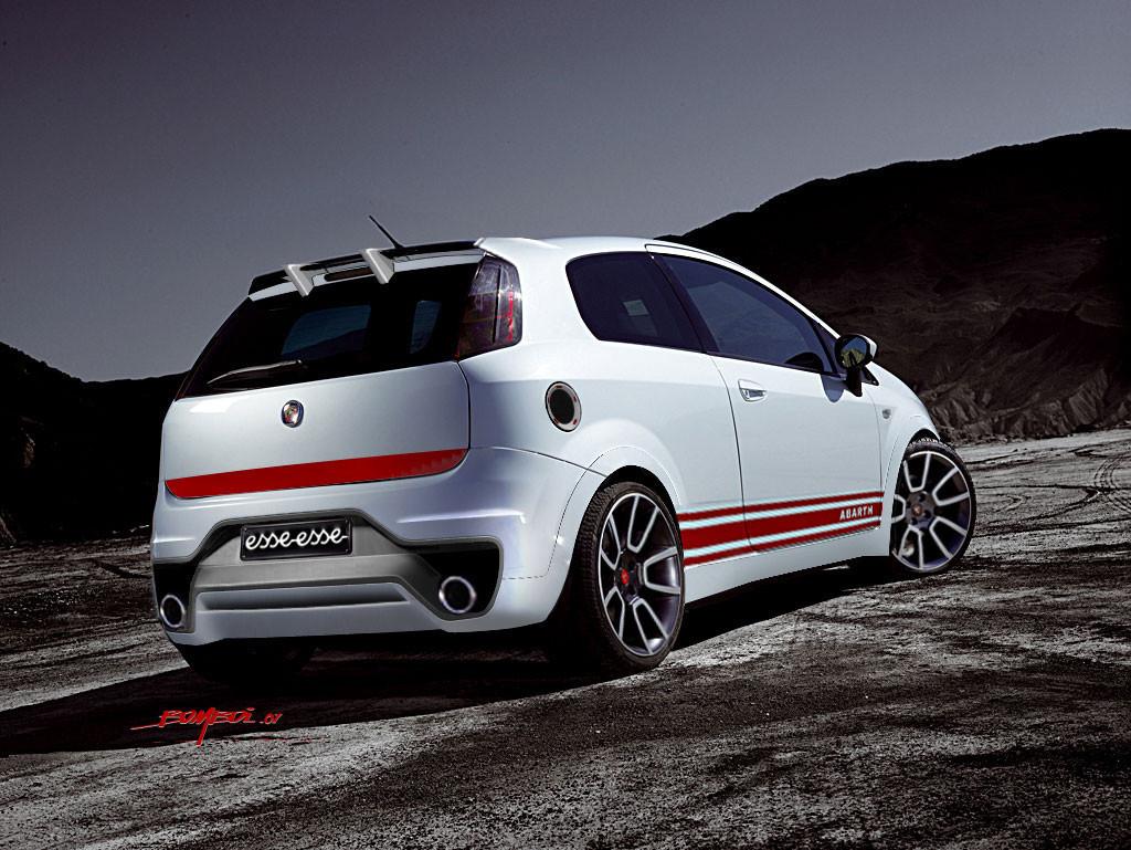 Foto de Fiat Grande Punto Abarth SS (1/4)
