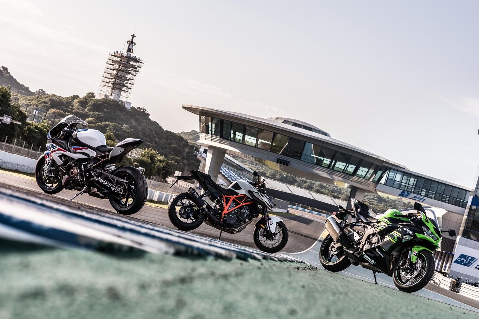 Foto de Bridgestone Battlax Hypersport S22 2019, prueba (12/33)