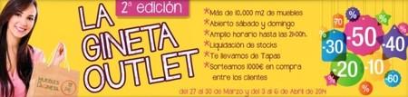 La Feria del Mueble Outlet en La Gineta (Albacete), muebles artesanos con descuentos
