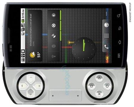 """Sony Ericsson cerca de hacer realidad el """"Playstation Phone"""" con Android 3.0"""