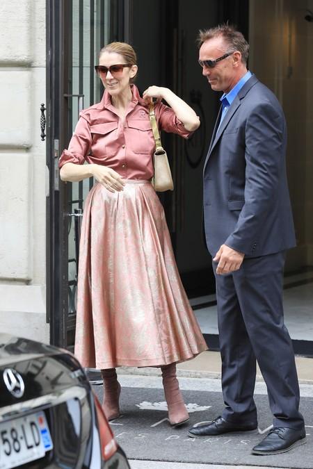 celine dion estilismo look outfit